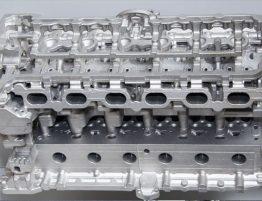 re-manufactured cylinder head