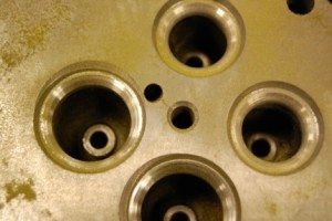 cracked cylinder head