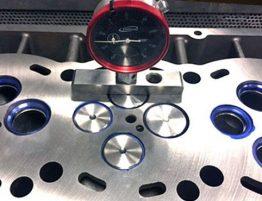 pressure test ford diesel heads
