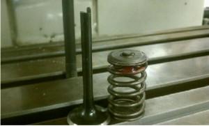 Jetta valve snapped