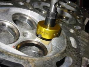 broken valve seat repair
