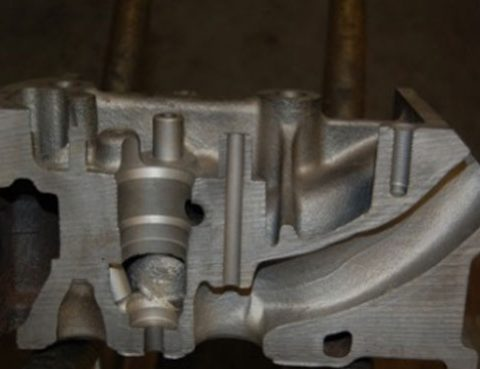 flawed ford cylinder heads