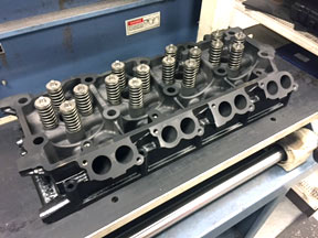 6 0 & 6 4 Ford Diesel Cylinder Heads | Southeast Cylinder Heads